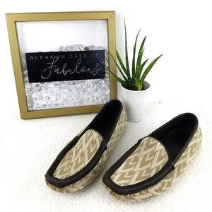 Valentino vintage monogram loafers